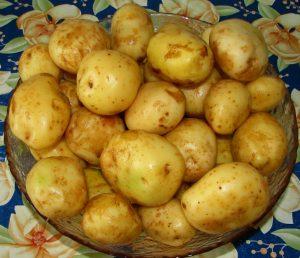 cartofi noi