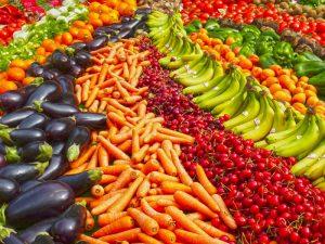 fructe si leg