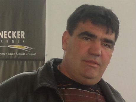 Costel Lolot, agricultor Calarasi