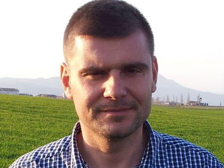 Bogdan Dediu, agricultor Folesti, judetul Galati