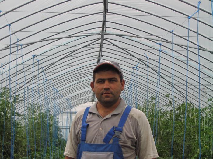 Radu Taus, fermierul cu doctorat în sfeclă