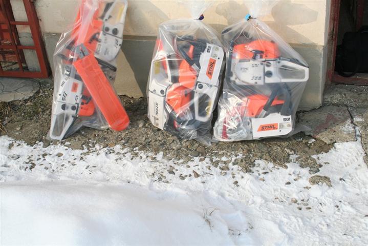 Producătorii de motofierăstraie și motocositoare, speriați de avalanșa de produse contrafăcute din China și Rusia