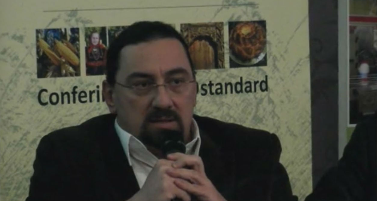 """CONFERINTELE AGROstandard"", editia a II-a, 18 FEBRUARIE, ACADEMIA ROMANA"