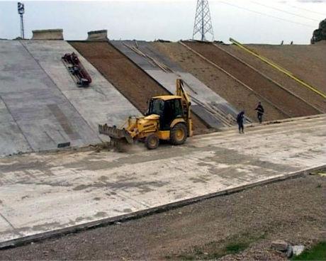 Proiectul Canalul Siret-Baragan, din nou pus pe tapet