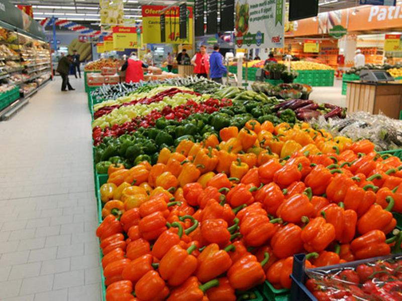 Vanzarile de produse agricole locale prin hypermarket-uri – un mit