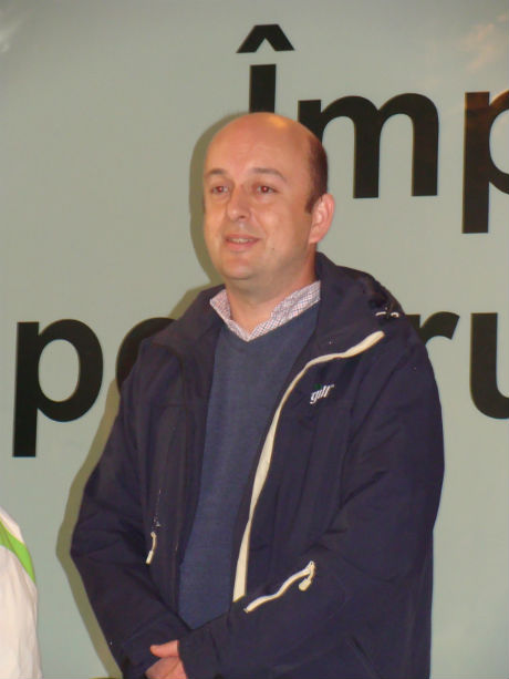 Vasile Varvaroi, director general Cargill Romania de la 1 iunie
