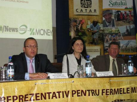 FOTO. Conferintele AGROstandard, editia a III-a. Zootehnia romaneasca, in moarte clinica, 29 mai, ASAS