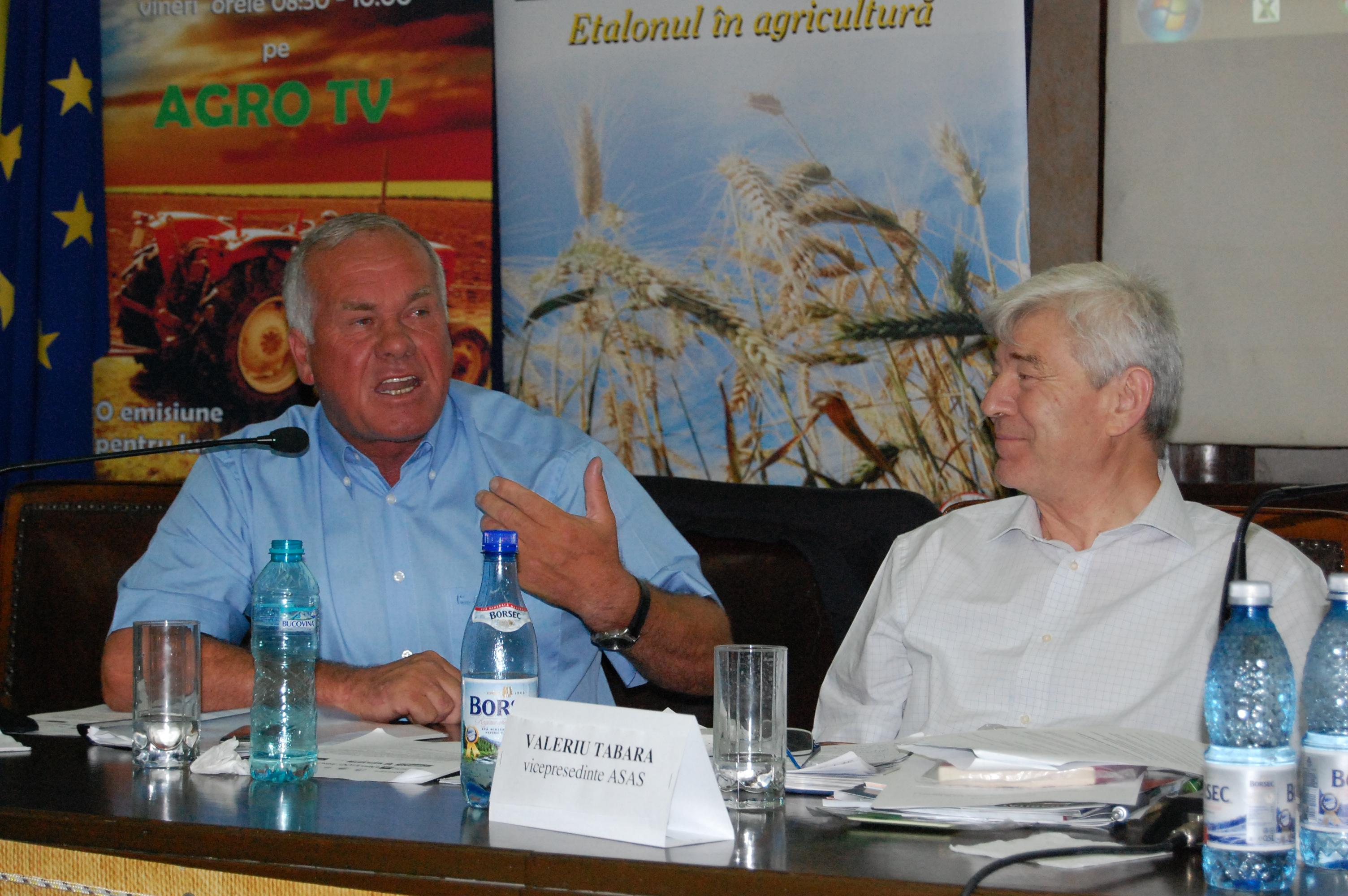 Conferintele AGROstandard. Baciu, LAPAR: România, țara trader-ilor, guvernata de legea trader-ilor
