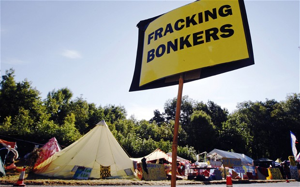 Farmers fear fracking could spell financial ruin
