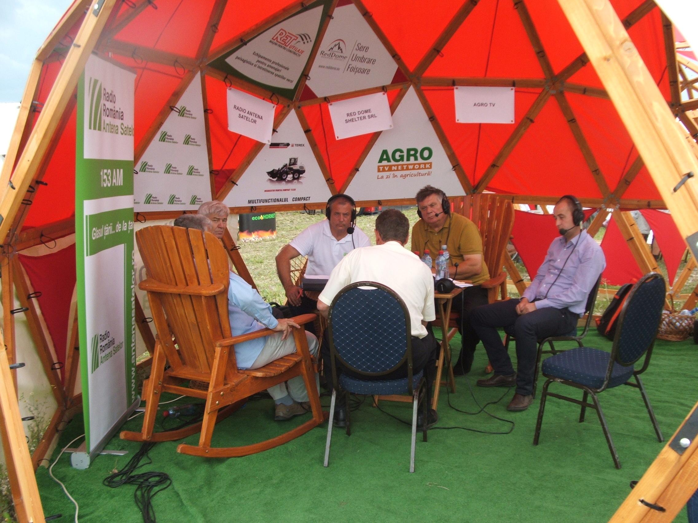 Oportunitati de finantare prin PNDR 2014-2020. Inregistrare video Agrostandard Expo