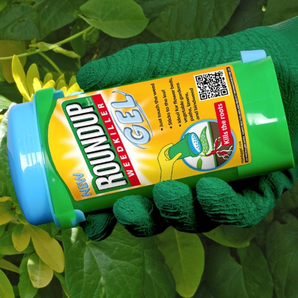 Monsanto lansează în România Roundup Gel pentru grădină