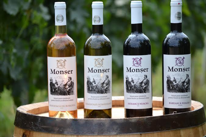 Monser, vinuri romanesti 100% de la Senator Wine