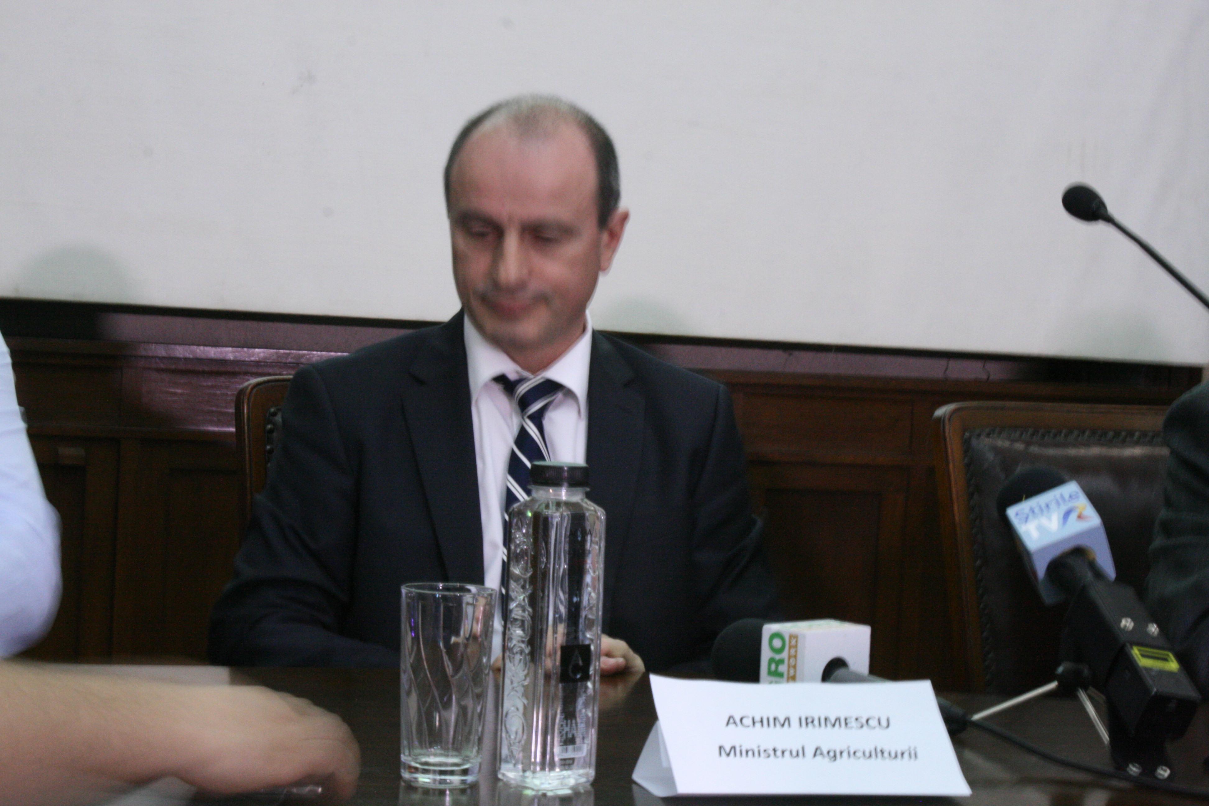Irimescu: Doua miliarde de euro din fondurile europene, pierdute