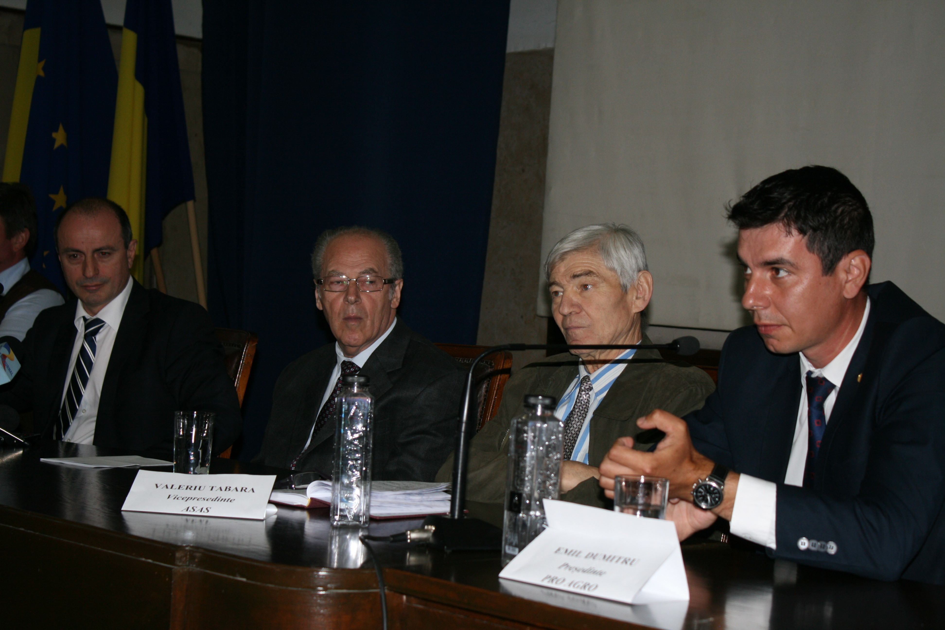 Conferințele AgroStandard. Dumitru, Pro Agro: nu există concurența loială la raftul hypermarket-urilor