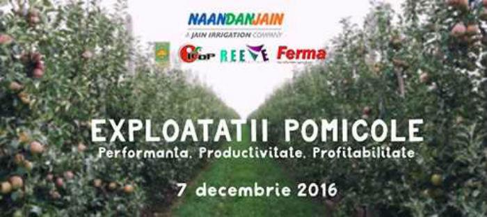 Specialistii in pomicultura se reunesc pe 7 decembrie la USAMV