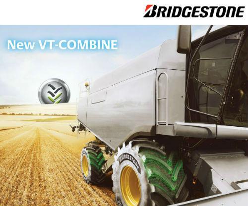 Noua anvelopa VT-COMBINE de la Bridgestone