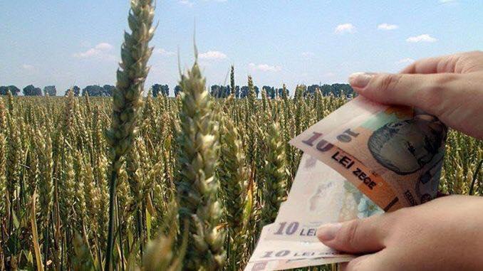 Banii ajung in conturile fermierilor mai devreme cu patru zile