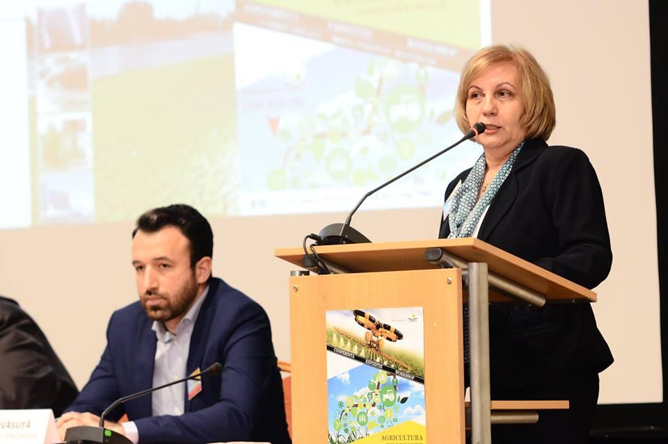 Elena Mateescu, ANM: Temperaturile tot mai ridicate vor schimba tehnologia culturilor: graul se va  semana mai tarziu, iar porumbul mai timpuriu