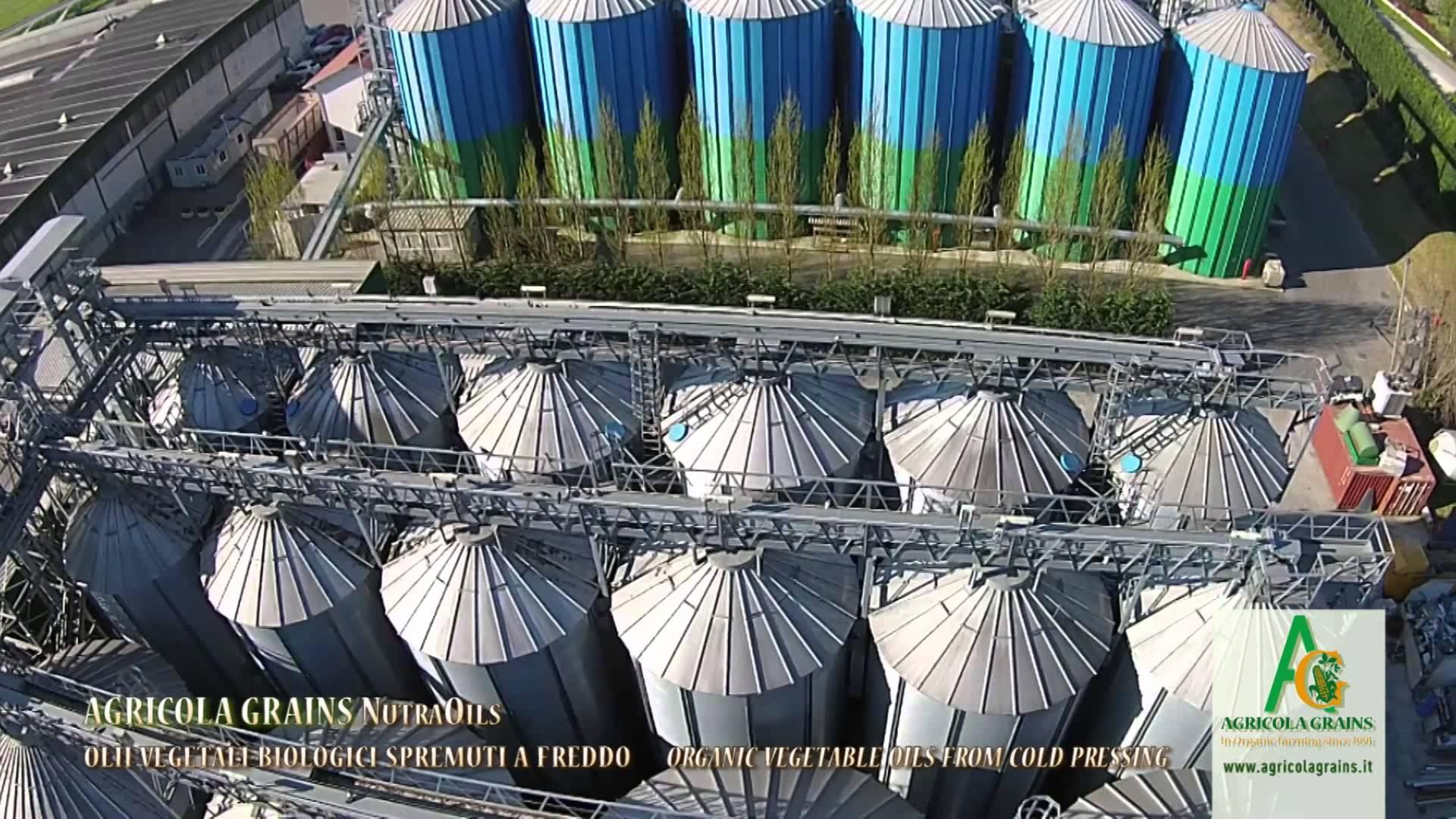 Cultiva 1.200 ha in sistem eco in Romania. Procesarea o fac insa in Italia…..