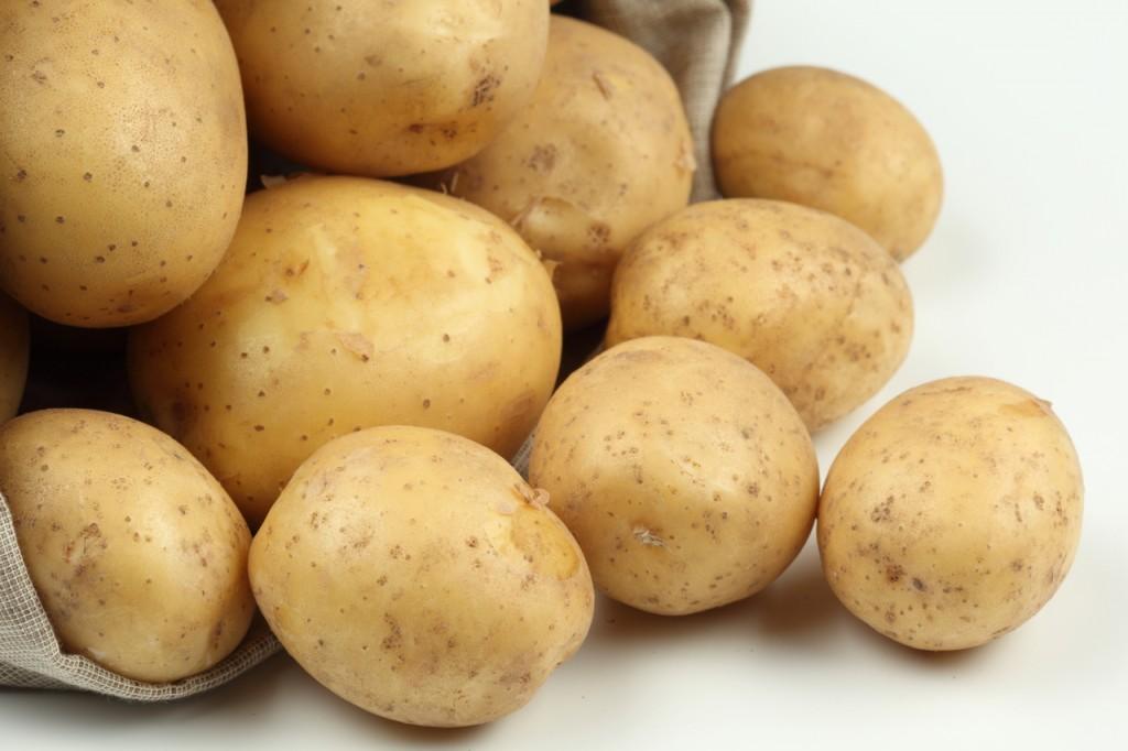 Doar 5% din cartofii produsi in UE provin din Romania