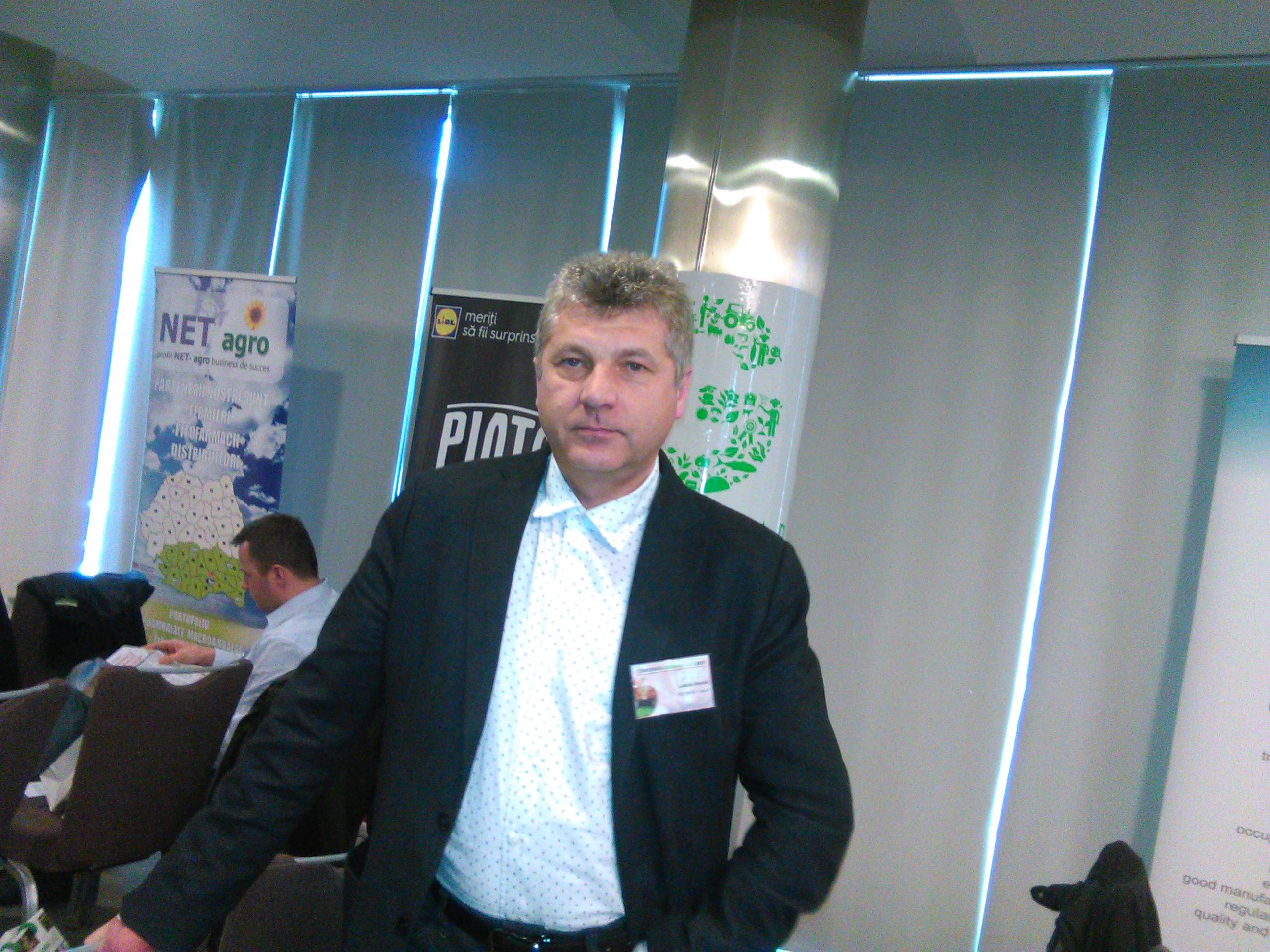 Laszlo Becsek, Agroprod: Cartofii din import intra cu 50-60 bani/kg. Noua ne trebuie minimum 70 bani/kg ca sa acoperim costurile