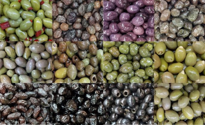 Ce E-uri contin maslinele de pe piata romaneasca