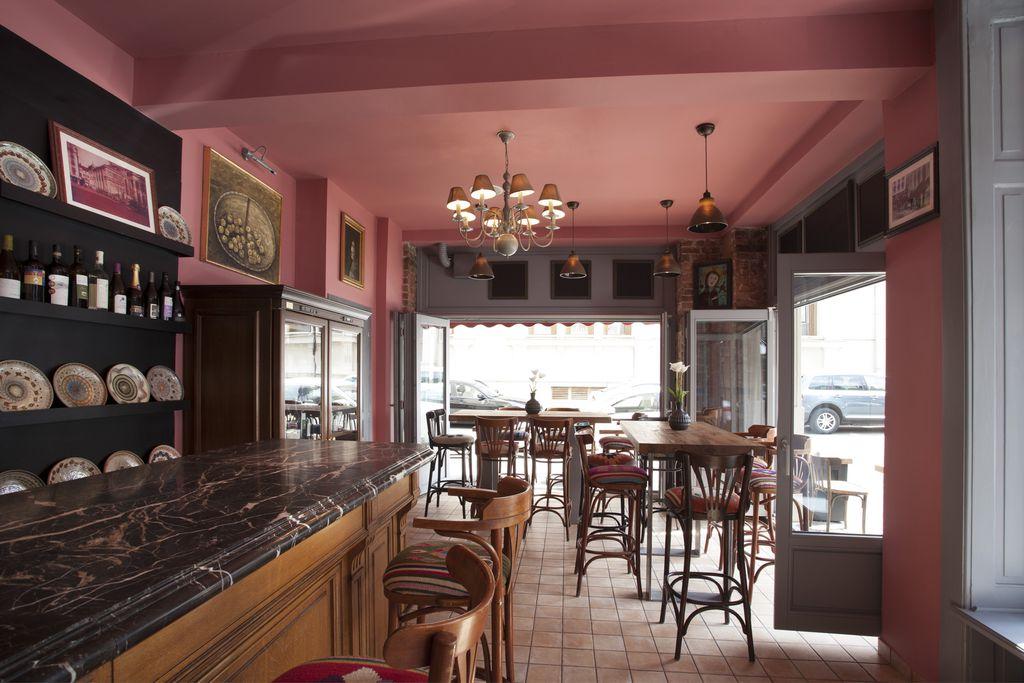 Le Manoir a deschis La Vinuri, gastro wine bar cu specific romanesc