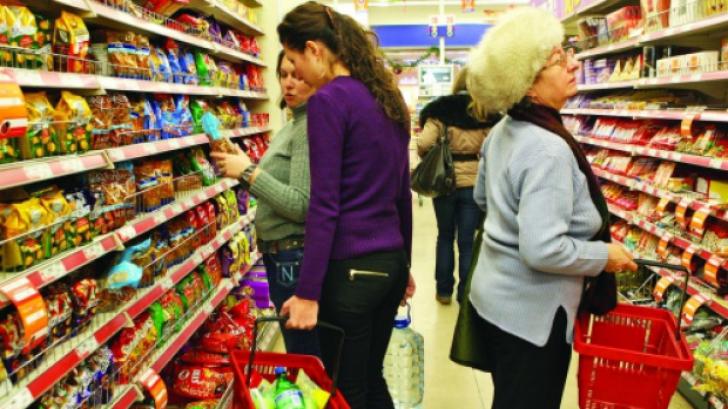 Etichetarea alimentelor in culori, un proiect ce va ajunge din nou in Parlament