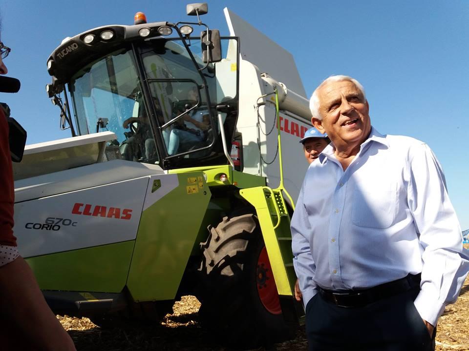 Ministrul Petre Daea promite o dezbatere nationala pe tema potentialului culturilor