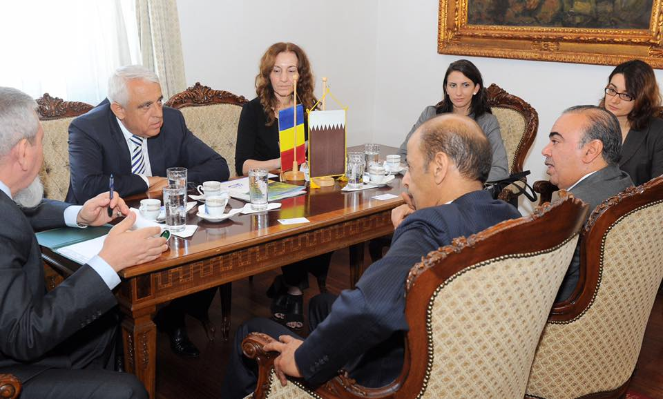 Oamenii de afaceri din Qatar vor sa investeasca in Romania