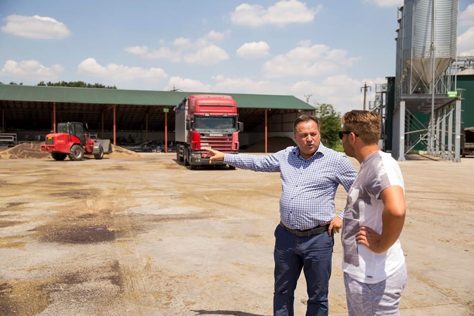 Vasile Iliuta, presedinte CJ Calarasi: Nu voi lasa nicio ferma sa nu aiba autorizatie pentru fiecare cladire