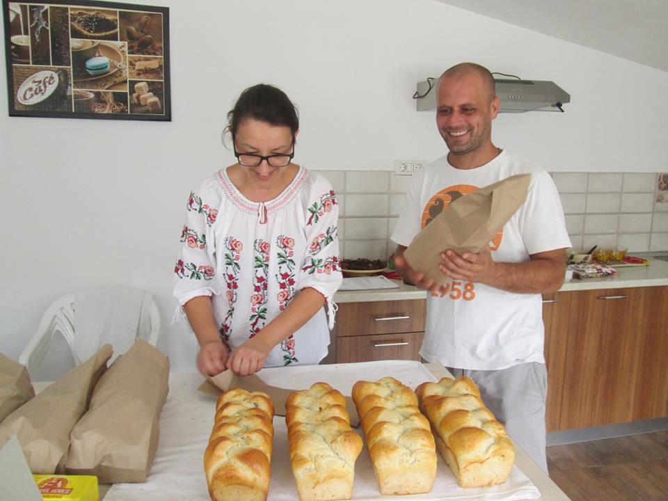 Painea lui Pitis, primul produs traditional din Vrancea atestat