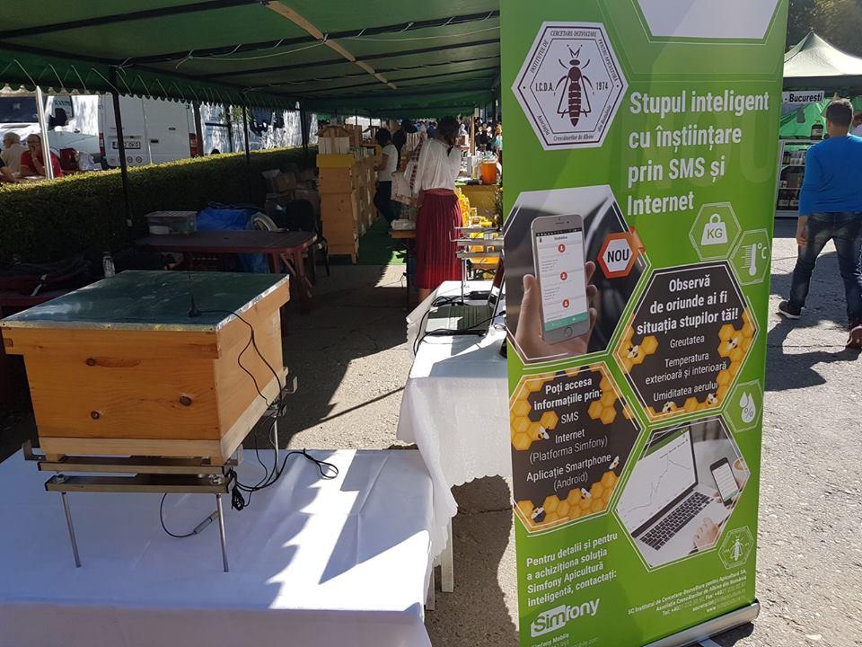 Apicultura inteligenta cu SIMBEE, solutia romaneasca de la Simfony Mobile