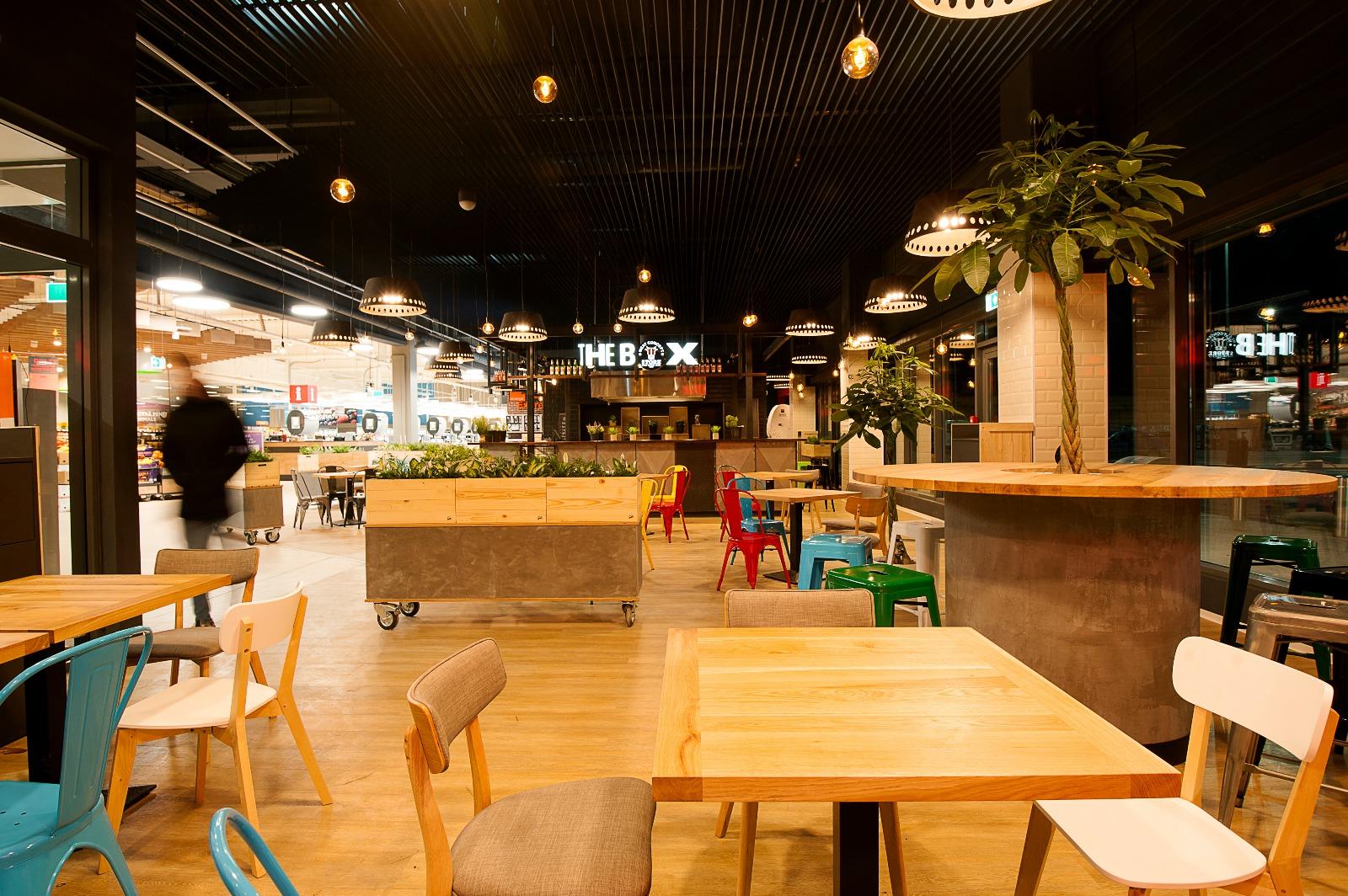Kaufland aduce cele mai noi formate, cu Food Court si Open Mall, la Iasi