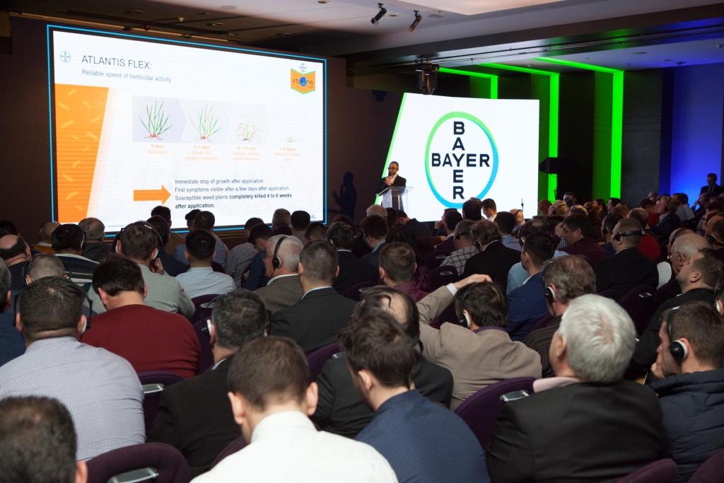 Bayer a lansat Atlantis Flex, un erbicid selectiv de ultima generatie, destinat culturilor de cereale