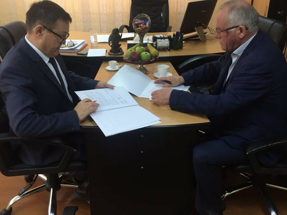 Parteneriat LAPAR-OAMP (Asociatia Oamenilor de Afaceri Moldoveni de Pretutindeni)