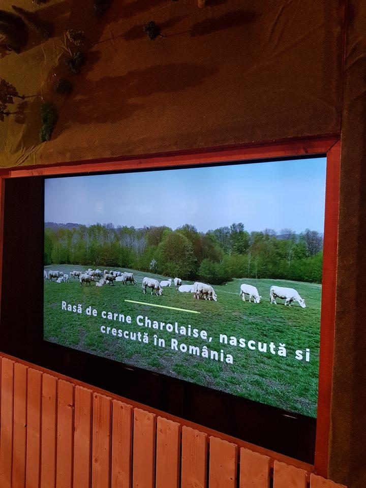 Carne de manzat romaneasca in reteaua Carrefour