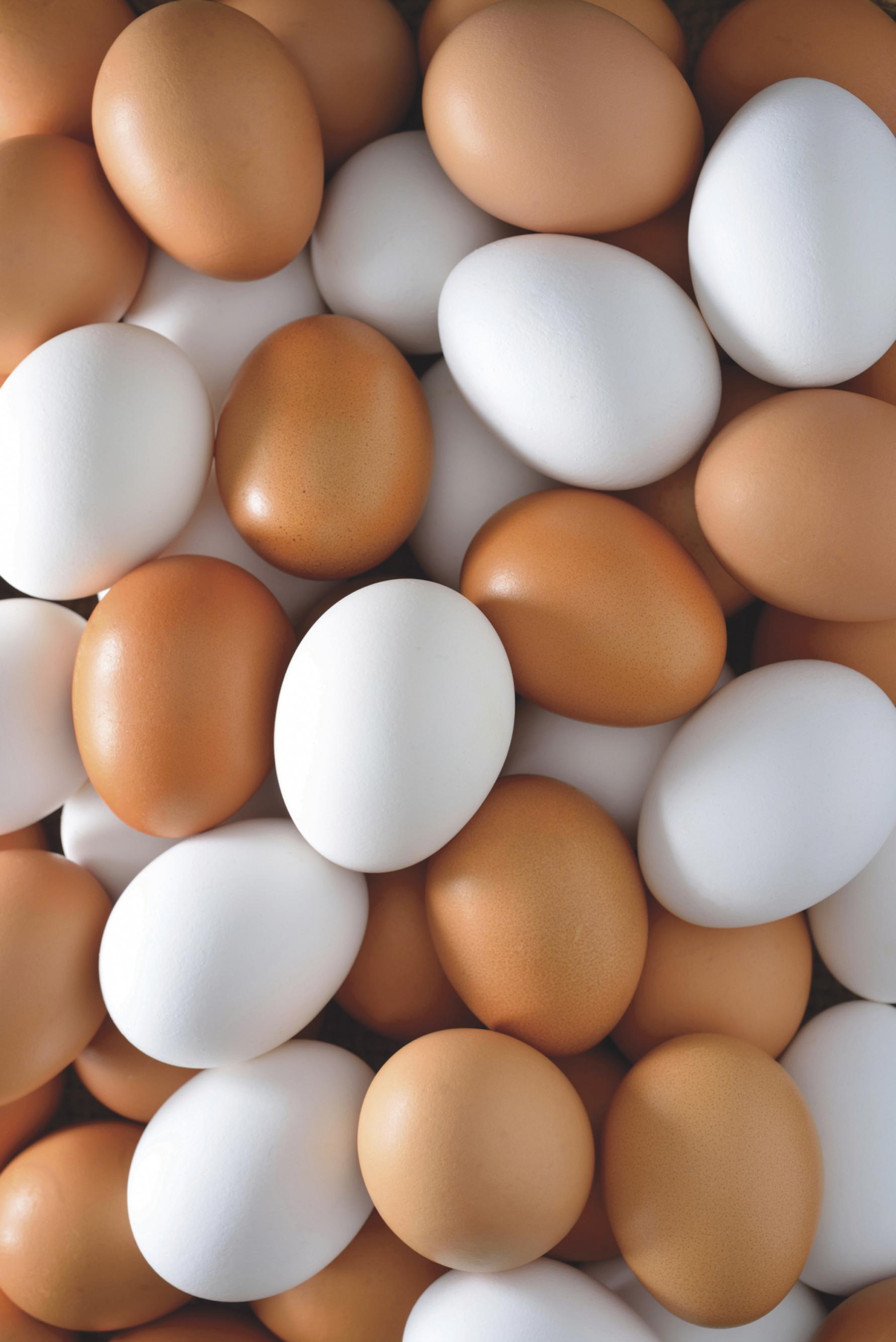 UCPR: Preturi inexplicabil de mici la ouale provenite din Polonia