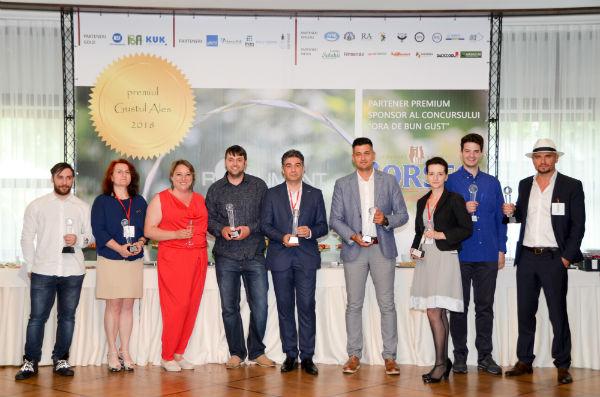 Centenarul intampinat cu Gusturi Alese la Expo-Conferinta RO.aliment 2018