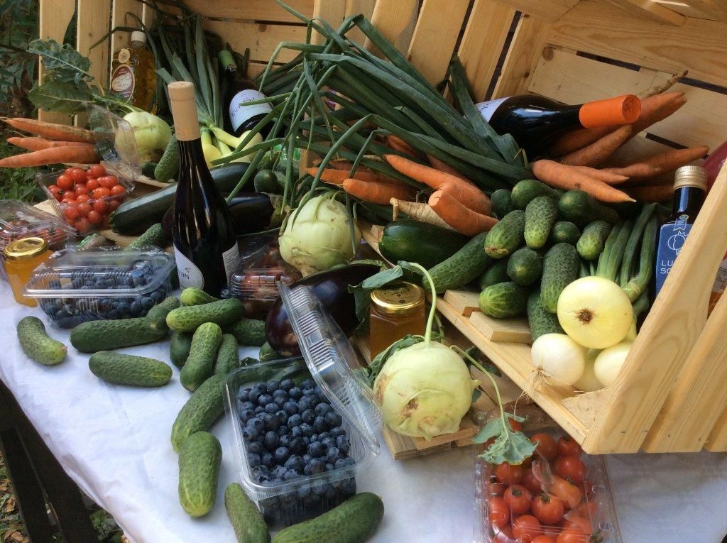 Primul FoodHub din zona Clujului are 20 de parteneri