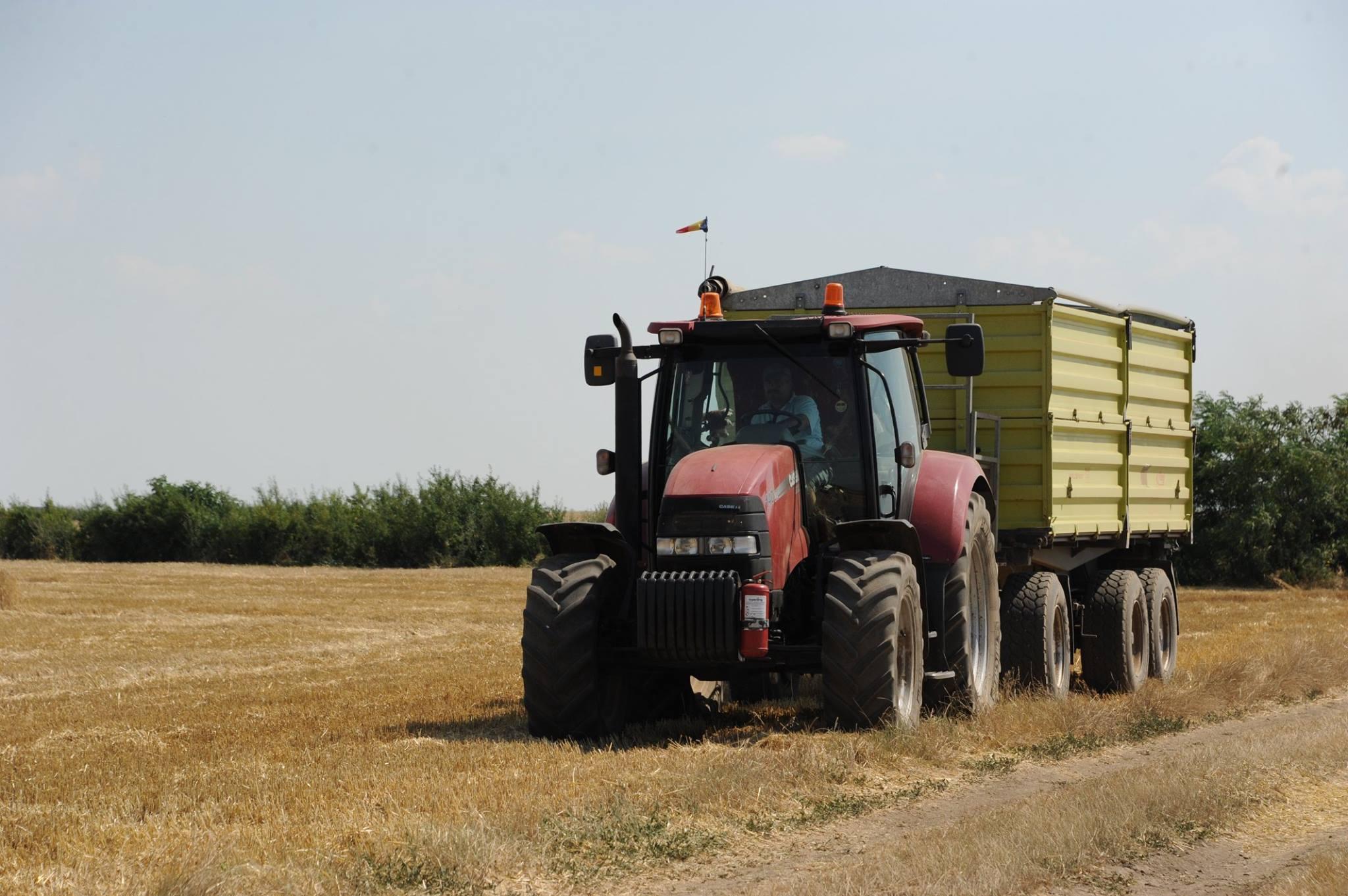 APIA efectueaza controlul pe teren pentru Cererile Unice de Plata din Campania 2018