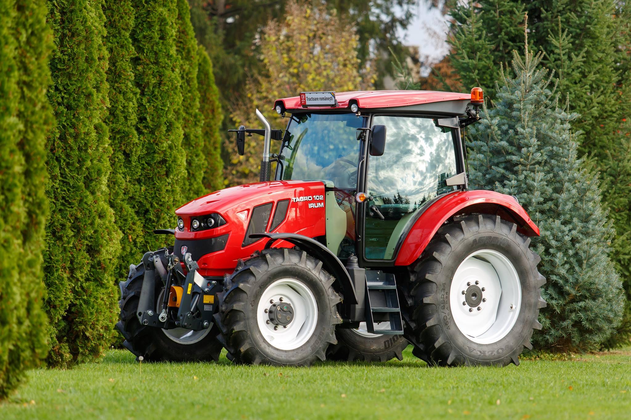 Tagro, primul tractor agricol fabricat in Romania, dupa o pauza de 10 ani!