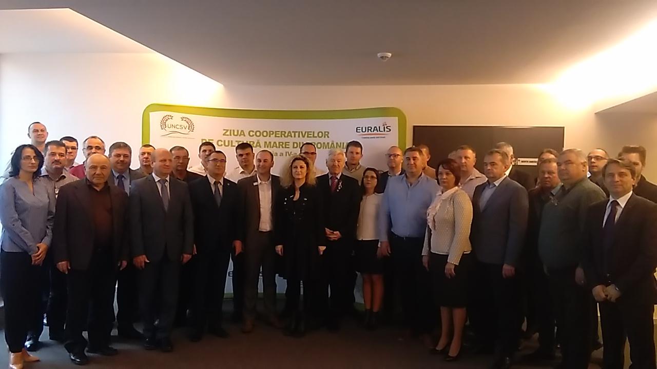 """Romania are peste 1.000 de cooperative agricole, insa nici macar 20% nu sunt """"lucrative"""""""