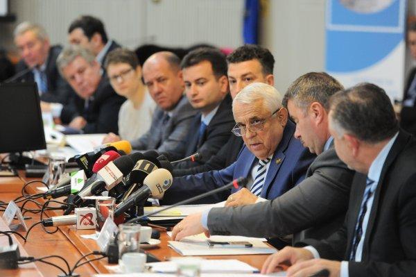 Petre Daea: In Romania, daca nu pui 2 mil. ha de grau, in toamna, nu poti sa ai linistea necesara in tara