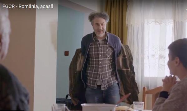 Romania, acasa! (Clip Video FGCR)