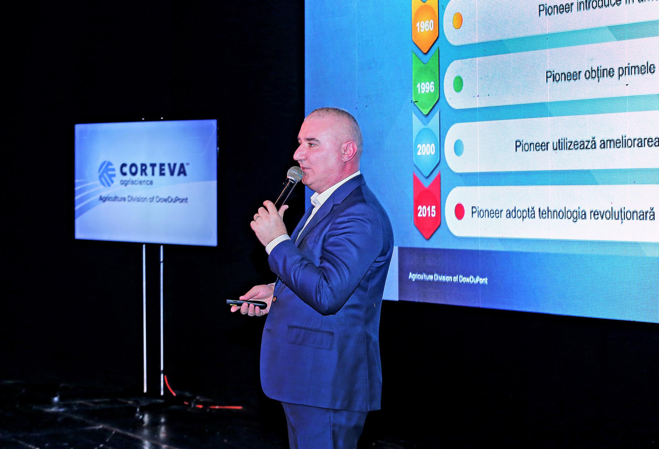 Corteva Agriscience™, lider detasat in Romania pe cinci segmente de piata