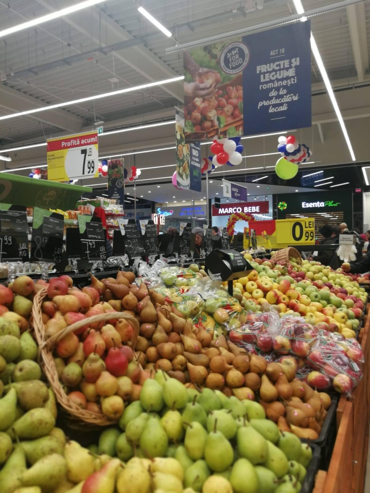 Romania, tara de mana a treia! Auchan, Cora si Carrefour au uitat de regulile de piata privind revanzarea produselor!