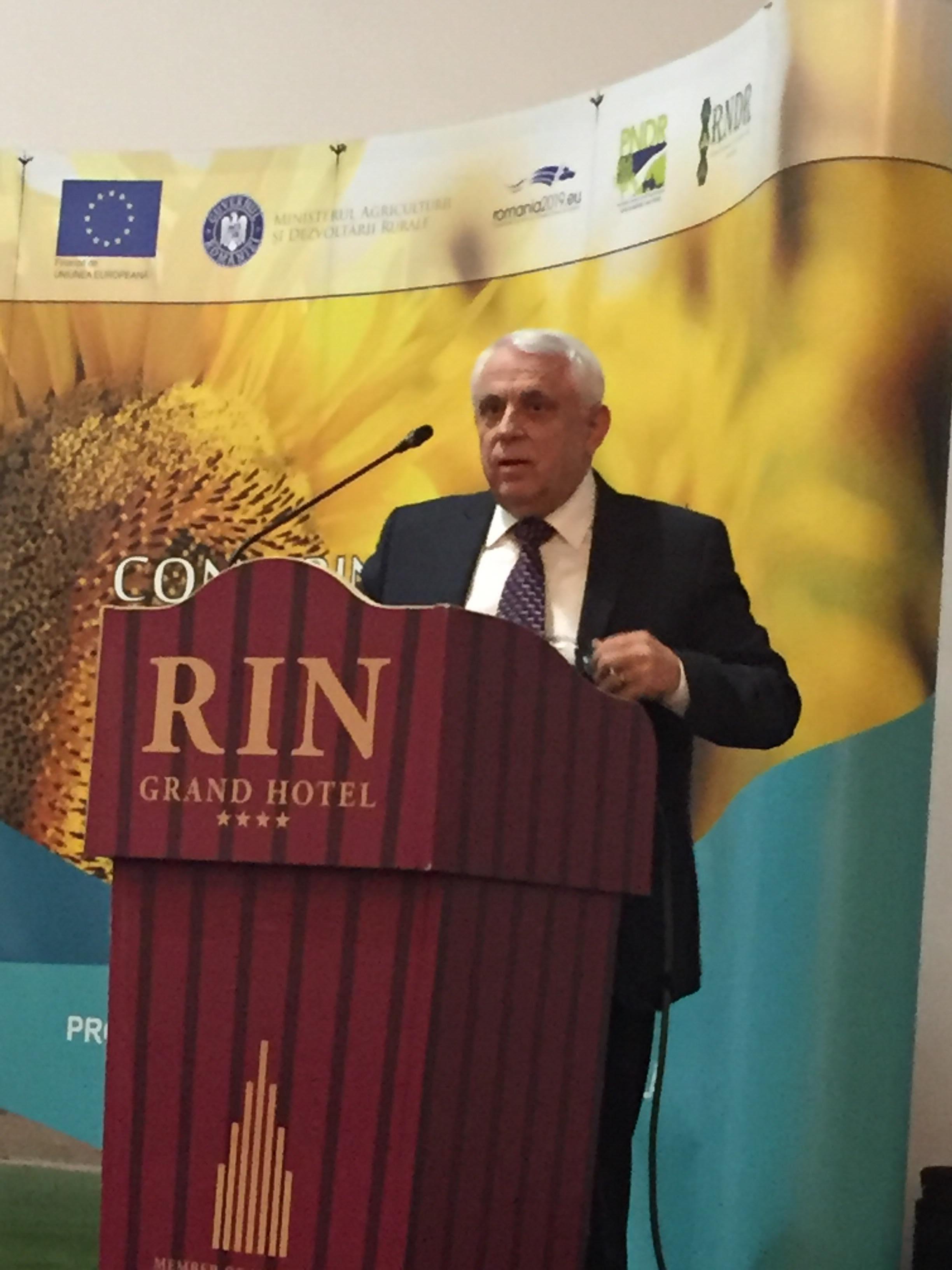 Daea: Suma intrata in Romania, adunand laolalta banii din platile directe şi PNDR, depaseste 7,5 miliarde de euro