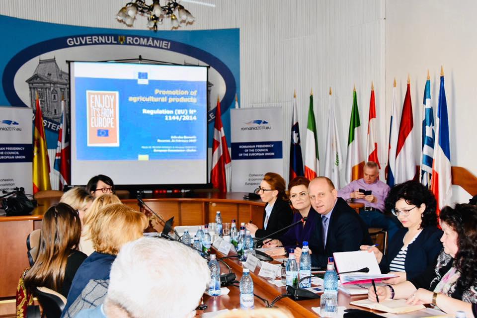 Program UE de promovare a produselor agricole pe piata interna si in tarile terte