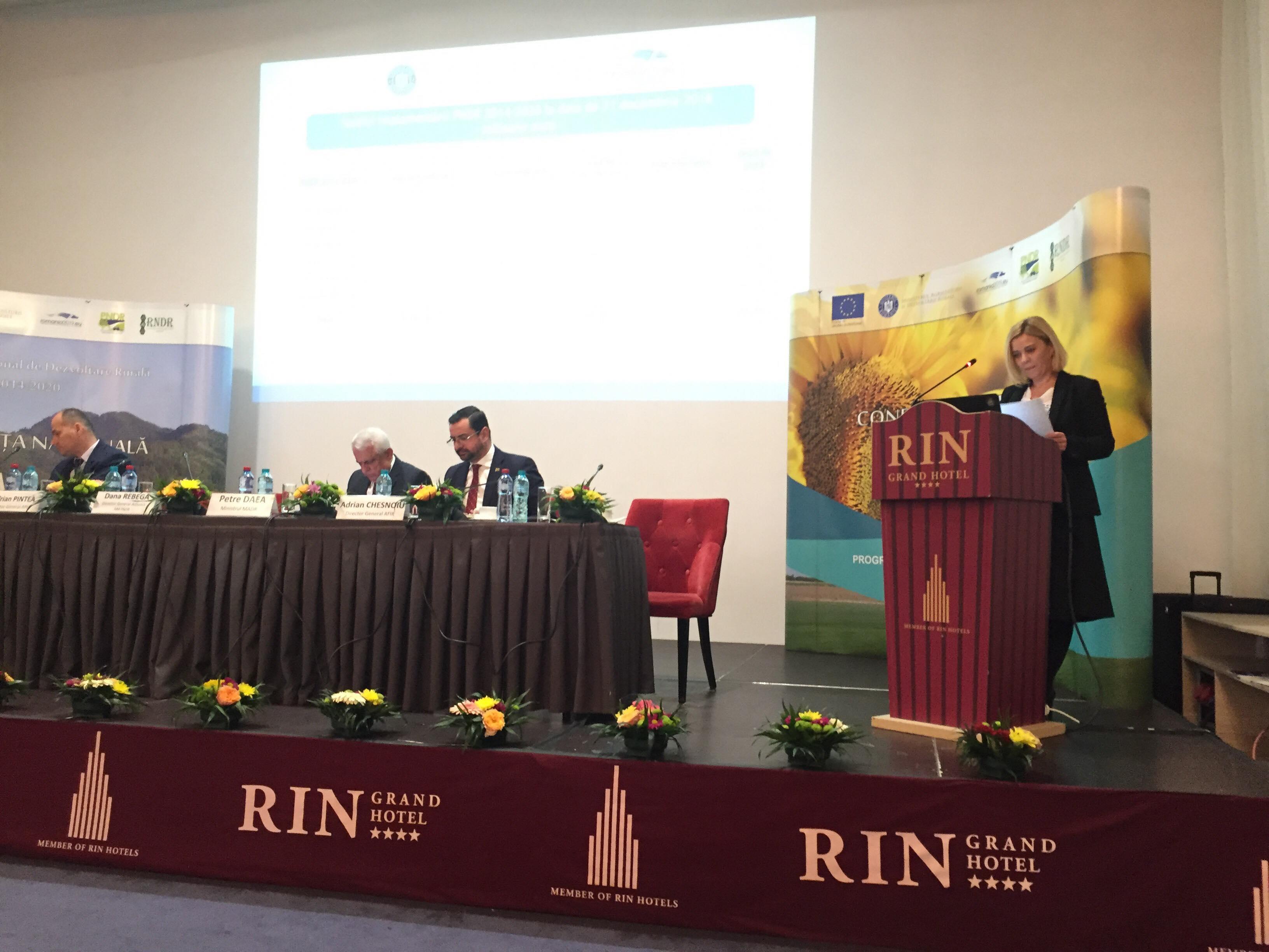 PNDR 2014-2020: Calendarul sesiunilor de primire a proiectelor ce urmează a fi lansate in semestrul I